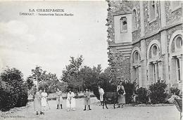 51)   EPERNAY  -  Sanatorium  Sainte Marthe - Epernay