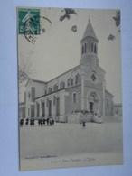 Réf: 93-6-13.          ALAIS-TAMARIS    L'Eglise. - France