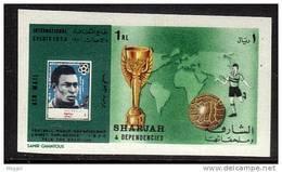 SHARJAH   * *  NON DENTELE   Cup 1970  Football  Soccer Fussball - 1970 – Mexique