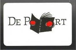 Kaart Stripwinkel De Poort - Books, Magazines, Comics