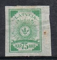 LETTONIE N°16 NSG - Lettonie