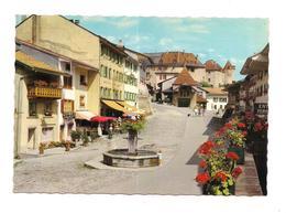 GRUYERES - Edit.Bovey - 3508 - - Suisse
