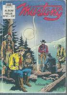 MUSTANG  Reliure N° 81 ( N° 244 + 245 + 246 )   - LUG  1996 - Mustang