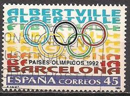 Spanien  (1992)  Mi.Nr.  3073  Gest. / Used  (4ad18) - 1931-Heute: 2. Rep. - ... Juan Carlos I