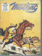 MUSTANG  Reliure N° 89 ( N° 266 + 267 + 268 )   - LUG  1998 - Mustang