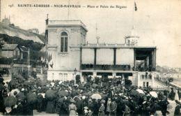 N°67788 -cpa Sainte Adresse- Nice Havrais -palais Des Régates- - Sainte Adresse