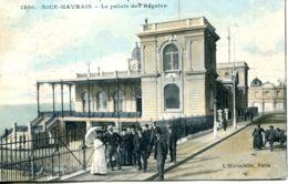 N°67789 -cpa Sainte Adresse- Nice Havrais -palais Des Régates- - Sainte Adresse