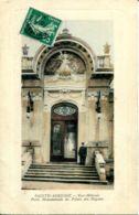 N°67796 -cpa Sainte Adresse- Nice Havrais -porte Monumentale Du Palais Des Régates- - Sainte Adresse