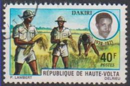 HAUTE-VOLTA - Timbre N°257 Oblitéré - Haute-Volta (1958-1984)