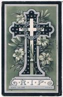 Dp. Peeters Maria. Echtg. Verstraelen Pieter. ° Rethy 1864 † Rethy 1920  (2 Scan's) - Godsdienst & Esoterisme