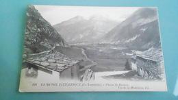 73CARTE DE PLAINE DE BESSANSN° DE CASIER 1190 J - Autres Communes