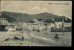 W1 RECCO - PANORAMA E SPIAGGIA - Vicenza