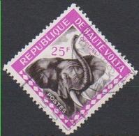 HAUTE-VOLTA - Timbre De Service N°5 Oblitéré - Haute-Volta (1958-1984)