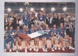 ITALIA CAMPIONE DEL MONDO 1994.......PALLAVOLO..VOLLEY  BALL - Volleyball