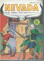 NEVADA N° 490  - LUG  1988 - Nevada