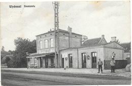 Wychmael NA1: Staatstatie 1912 - Peer