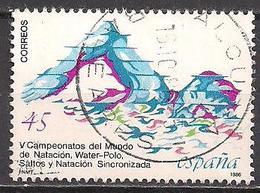 Spanien  (1986)  Mi.Nr.  2738  Gest. / Used  (4ad28) - 1931-Heute: 2. Rep. - ... Juan Carlos I