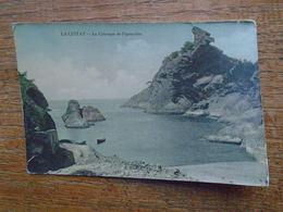 """La Ciotat , La Calanque De Figuerolles """""""" Carte Parlant De La Fin De La Guerre 1914-18 """""""" - La Ciotat"""
