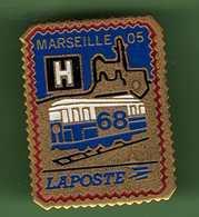 LA POSTE *** MARSEILLE 05 *** POSTE-03 - Mail Services