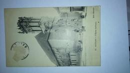 Carte Postale (K4 ) Ancienne ( Reflet De Flach )de Moulins ,  église St Pierre - Moulins