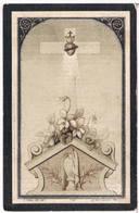 Dp. Vanhoutte Aloysius. Zoon V. Adolf & Elodia Simays. ° Wareghem 1880 † Wareghem 1903  (2 Scan's) - Godsdienst & Esoterisme