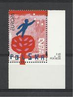 Pologne Poland Europa Cept 2006 ** Integration Cdf - Europa-CEPT