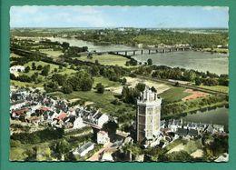 44 Oudon Tour D' Oudon Avec Le Pont De Champteaux - Oudon