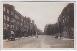 Amsterdam Ruisdaelstraat Levendig Handkarren    1957 - Amsterdam