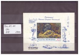 ROUMANIE - No MICHEL BLOC 113 ** ( SANS CHARNIERE )  - !!! WARNING: NO PAYPAL!!! - COTE: 85 € - Blocks & Sheetlets