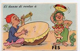 Li Danse Di Ventre à FES ....10 Vues - Tunisia