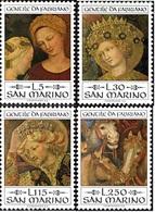 San Marino 1973 Serie Gentile Da Fabriano - Nuovi
