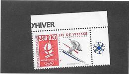 France; N°2739** Ski De Vitesse - France