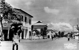 Dahomey. Cotonou. Une Rue. Editions R. Rouinvy. - Benin
