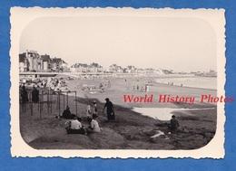 Photo Ancienne - BRETAGNE - Plage à Situer - Vers La Baule ? Belle Isle En Mer ? Quiberon ? Lorient ? Le Croisic ? - Boten