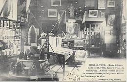 GUERRE 1870 - 54 -MARS LA TOUR MUSEE MILITAIRE DE L'ABBE FALLER TRES BON ETAT - Other Wars