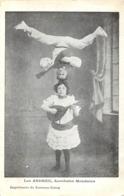 LES ANDREU ACROBATES MONDAINS - Cirque