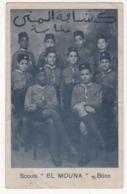 """° SCOUTISME ° SCOUTS """"EL MOUNA"""" - BÖNE ° ALGERIE ° - Scoutisme"""