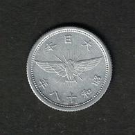 Japan Y#60b 1943 5 Sen - Japon