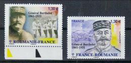 Frankreich 'General Henri Berthelot, 1. WK' / France 'General Henri Berthelot, WWI' **/MNH 2018 - 1. Weltkrieg
