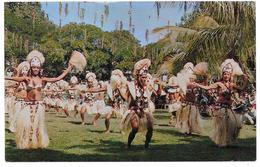 98 - OTEA MIXTE - Ed. Sincere Photo Cinema Tahiti N° C22309 - Danse - Polynésie Française