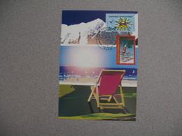 Carte-Maximum 1999  N° 3241 Et 3243 - Cartes-Maximum
