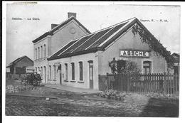 ASSE GARE - Charrette à Cheval - Assche - 1907 Très Bel état - Asse