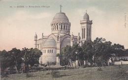 ALGER. NOTE DAME D'AFRIQUE. J. GEISER. CIRCA 1910s- BLEUP - Alger