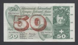 50 Franchi Svizzera 28-3-1963 - Suisse