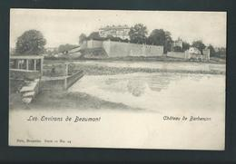 Les Environs De Beaumont. Château De Barbençon. Nels, Série 10, N°24. - Beaumont