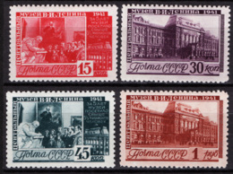 Russia 1941 Unif. 845/48 */MH VF/F - 1923-1991 URSS