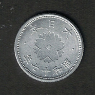 Japan Y#61.2 1942 10 Sen - Japon