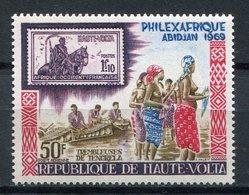 Alto Volta 1969. Yvert A 63 ** MNH - Upper Volta (1958-1984)