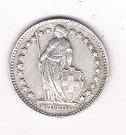 1/2 FRANC 1952 ZWITSERLAND /8610/ - Suisse