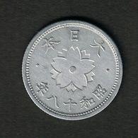 Japan Y#61.3 1943 10 Sen - Japon